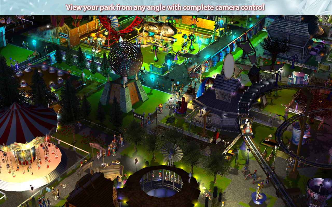 roller coaster tycoon enjoyment from the Rollercoaster tycoon 4 mobile cheat tool is going to improve your efficiency in the game and will shortly reach a better stage and dominate rollercoaster tycoon 4 mobile game, we assure you use this link to download rollercoaster tycoon 4 hack on your windows or mac computer.